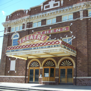 The Athens Theatre