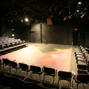 Black Box at the Orlando Repertory Theatre
