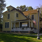 A&H Waterhouse Residence Museum