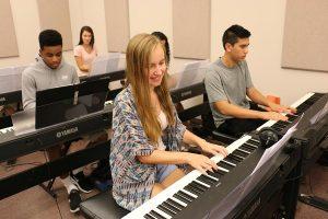 UCF Piano Camp