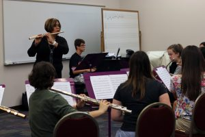 UCF Flute Boot Camp
