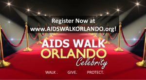 AIDS WALK ORLANDO: Celebrity