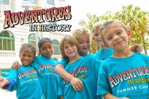 Adventures in History Summer Camp: Explorer Life