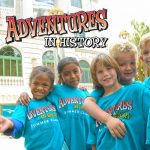 Adventures in History Summer Camp: On the Move