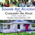 City of Casselberry's 2018 Summer Art Academy