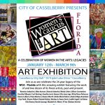 "Women's Caucus for Art - Florida - ""A Celebration of Women in the Arts: Legacies"""