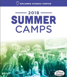 Orlando Science Center Summer Camps
