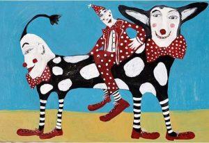 """""""The Circus"""" Exhibition"""