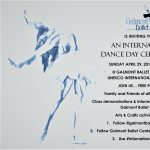 Galmont Ballet International Dance Day Celebration