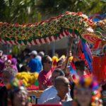 Dragon Parade Lunar New Year 2018