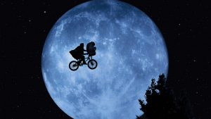 Peanut Butter Matinee Family Film: E.T. the Extra-...