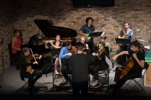 Contemporary Classical Music Camp