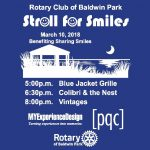 Rotary Club of Baldwin Park Stroll for Smiles