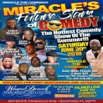 Miracle's Future Stars Of Comedy