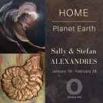 Home-Planet Earth: The art of Sally and Stefan Alexandres
