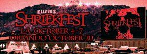 Shriekfest Horror/SciFi Film Festival