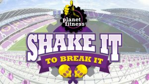 """Shake It To Break It"" Guinness World Record Event..."