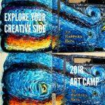 High School Summer Art Camp 2018