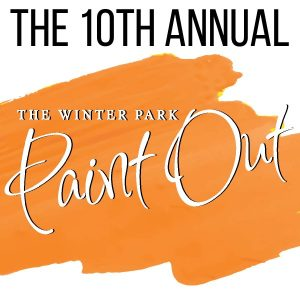 """Sunset """"Paint-In"""" at the Winter Park Racquet C..."""