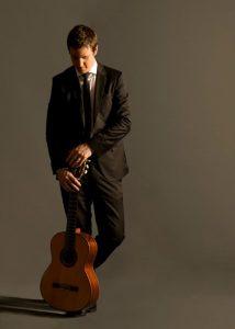 Sam Desmet Classical Guitar