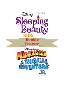 Disney's Sleeping Beauty, Kids & Madagascar - ...