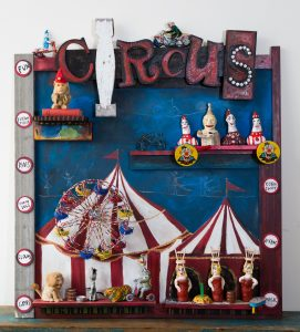 """""""The Lost Wonderment of the Circus"""" Exhibit - ..."""