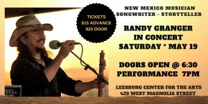 Randy Granger in Concert