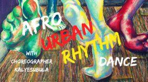 Afro Urban Rhythm Dance Classes