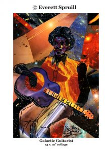 ALL THAT JAZZ AND MORE: The Art of Everett Spruill...