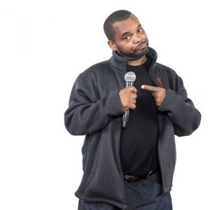 Comedy Show Staring Comedian AJ Johnson Ezel of th...
