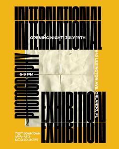 Open Studio: International Photography Exhibition