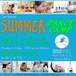 SUMMER CAMP - SUMMER CLASSES