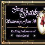 Great Gatsby Ballroom Dance Party