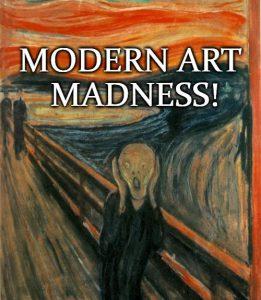 """Modern Art Madness!"" Class at Rollins Center for ..."