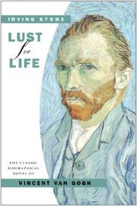 """Art Lovers Book Club - """"Lust for Life"""" Discussion"""
