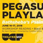 UCF's Pegasus Playlab - Bathsheba's Psalms
