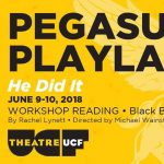 UCF Pegasus Playlab - He Did It