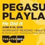 UCF Pegasus Playlab - He Did It