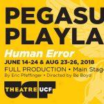 UCF Pegasus Playlab - Human Error