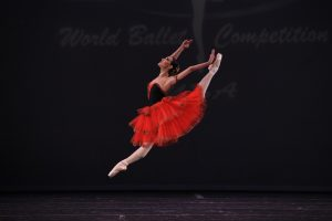 World Ballet Competition 2018