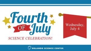 Fourth of July Science Celebration