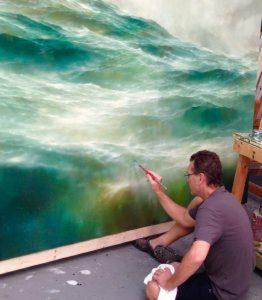 Richard Currier: Paintings