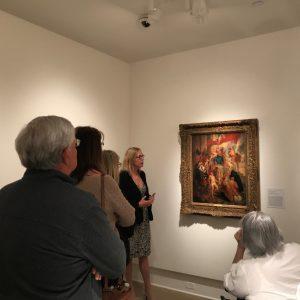 Saturday Tours at the Cornell Fine Arts Museum