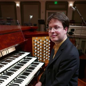 Paul Jacobs, organ