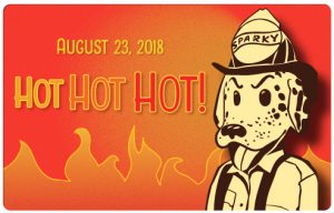 History in a Glass: Hot, Hot, Hot!