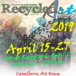 2019 Recycled Art Exhibit