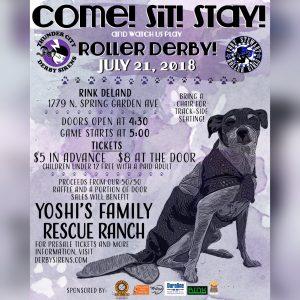 Roller Derby - DeLand, FL