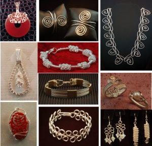 Workshop - Wire Art Jewelry