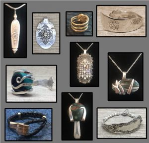 Silver-Wear Art Jewelry