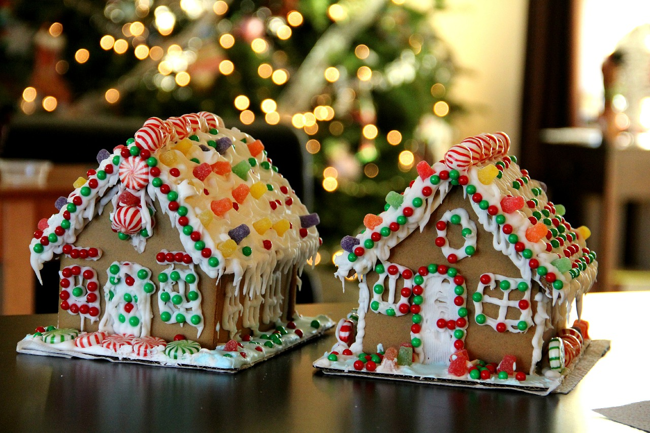 Image result for Longwood Gardens gingerbread house